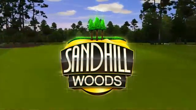 Golden Tee 2019 Course Trailer: Sandhill Woods